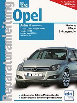 Opel astra h reparaturanleitung