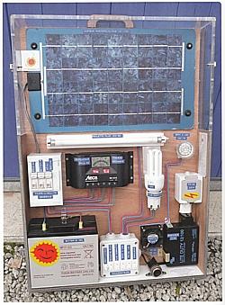 blugeon solarstrom f r garten haus hobby selbst gebaut fotovoltaik hand buch 9783800183531 ebay. Black Bedroom Furniture Sets. Home Design Ideas