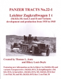 Leichter Zugkraftwagen 1 t (Sd.Kfz. 10) Ausf. A & B and Variants
