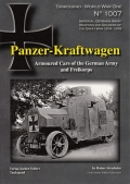 Panzer-Kraftwagen - Armoured Cars of the German Army & Freikorps
