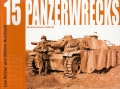 Panzerwrecks Vol. 15 - German Armour 1944-45