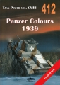 Panzer Colours 1939 - Camouflage and markings of the German AFVs