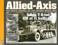 Allied-Axis 21: Sd.KfZ 7, 8-ton KM m 11 halftrack, Part One
