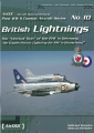 British Lightnings - Die English Electric Lightning der RAF ...