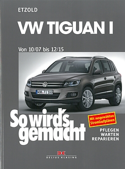 vw tiguan reparaturanleitung so wirds gemacht etzold. Black Bedroom Furniture Sets. Home Design Ideas
