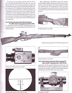 2 Geschichte//Handbuch//Gewehr Drei Linien Wrobel die Gewehre Mosin-Nagant Bd