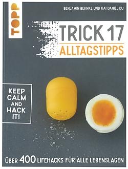 behnke trick 17 365 geniale alltagstipps lifehacks f r alle lebenslagen buch ebay. Black Bedroom Furniture Sets. Home Design Ideas