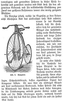 Katechismus des Radfahrsports Reprint Handbuch//Radsport//Geschichte Biesendahl
