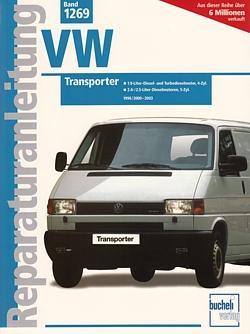 vw bus transporter t4 1996 03 reparaturanleitung reparatur. Black Bedroom Furniture Sets. Home Design Ideas