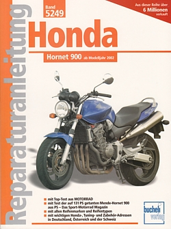honda hornet 900 ab 2002 reparaturanleitung reparatur. Black Bedroom Furniture Sets. Home Design Ideas