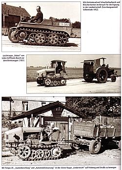 Geschichte/&Technik NEU Raupenschlepper//Bildband//Buch Wagner Raupen-Schlepper