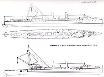 Modellbau//Buch WW1 Bilzer: Die Torpedoboote der k.u.k Kriegsmarine 1875-1918