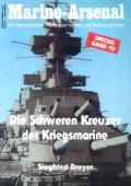 S. Breyer: Marine Arsenal - Schwere Kreuzer der Kriegsmarine