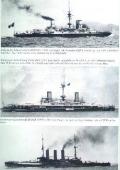 Breyer: Marine Arsenal - Gesicht Kriegsschiffe / Schornsteine