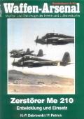 Dabrowski & Petrick: Waffen-Arsenal - Zerstörer Me 210