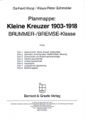 Koop & Schmolke: Planmappe: Kleine Kreuzer 1903-1918