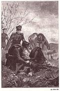 Anton Ohorn: Lützows wilde Jagd