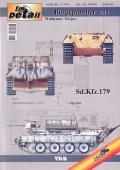 Bergepanther Sd.Kfz.179 - Teil 1 - Ausführung A