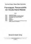 Koop & Schmolke: Planmappe Panzerschiffe Deutschland-Klasse