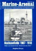 Siegried Breyer: Marine Arsenal - Hochseeflotte 1907-1918