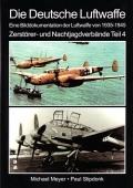 Zerstörer- und Nachtjagdverbände der Luftwaffe, Teil 4