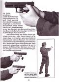 Pistolenschießen mit der Pistole 80 (Glock Modell 17)