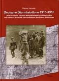 Werner Lacoste: Deutsche Sturmbataillone 1915-1918