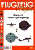 Deutsche Kreisflügelflugzeuge