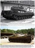 Kampfpanzer Leopard 1 in der Bundeswehr - Späte Jahre