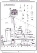 Der amerikanische Leichte Kreuzer USS NASHVILLE (1944)