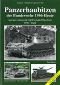 Panzerhaubitzen der Bundeswehr M7 - M52 - M44 - M55 - M109