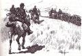 Das Ende - Gefecht von Beaumont am 30. August 1870