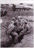 Endkampf um das Reichsgebiet 1944/1945 - Ostfront