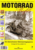 Überschwere Wehrmachtsgespanne Zündapp KS 750 & BMW R 75