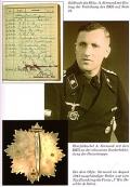 Das Deutsche Kreuz 1941 - 1945: Geschichte & Inhaber, Band I