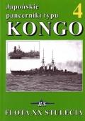 Japanische Schlachtkreuzer der KONGO Klasse