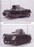 Panzerkampfwagen I Kl.Pz.Bef.Wg. to VK 18.01