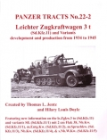 Leichter Zugkraftwagen 3 t (Sd.Kfz. 11) and Variants