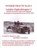 Leichter Zugkraftwagen 1 t (Sd.Kfz. 10) Ausf. A & B and Variants