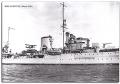 Der britische Leichte Kreuzer HMS NEPTUNE (1941)