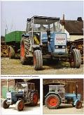 Eicher Traktoren im Einsatz