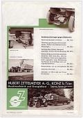 Prospekte berühmter Traktoren - Straßenschlepper