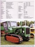 Traktoren in der DDR - Lückenlose Typologie ...