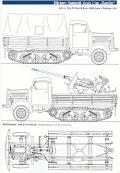 Gleisketten-LKWs Maultier (Sd.Kfz. 3)