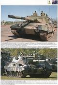 AUSTRALIAN ARMY 1st BRIGADE -Gepanzerte & ungepanzerte Fahrzeuge