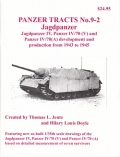 Jagdpanzer IV, Panzer IV/70 (V) and Panzer IV/70 (A)