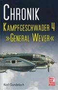 Chronik Kampfgeschwader 4 General Wever