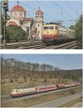 Baureihe 103 - Die erste Schnellfahr-Lokomotive der Bundesbahn