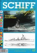 Zerstörer der Klasse 119 (Fletcher-Klasse) der Deutschen Marine
