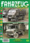 UNIMOG in der Bundeswehr
